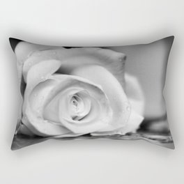 It Will Never Rain Roses Rectangular Pillow