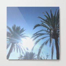Mallorca Sunrise Metal Print