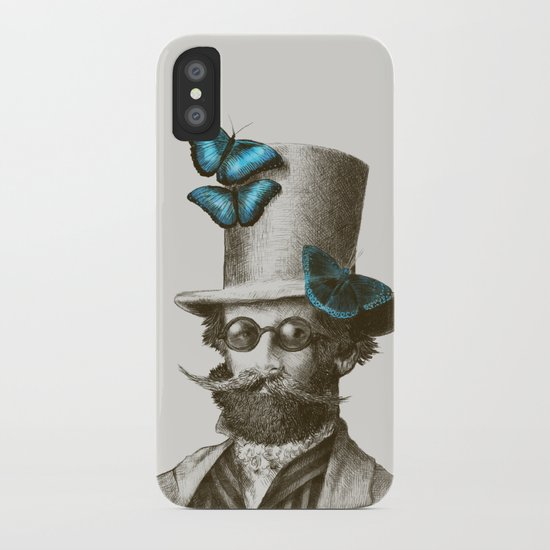 Doctor Popinjay (Color Option) iPhone Case