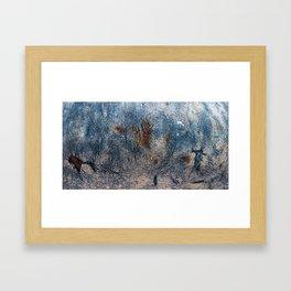 Cirrus Cloud: Close up #2 Framed Art Print