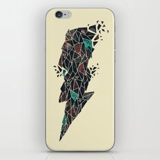 Dark Matter iPhone Skin