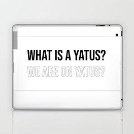 Yatus? What is a Yatus? Laptop & iPad Skin