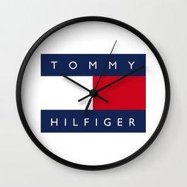 tommy hilfiger Wall Clock