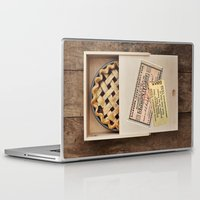 pie Laptop & iPad Skins featuring LOvE piE  by ''CVogiatzi.