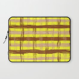 Abstract checks pattern Laptop Sleeve