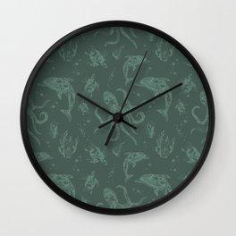 Shafted Sea Wall Clock