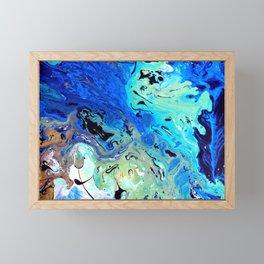 Cold Fact Framed Mini Art Print