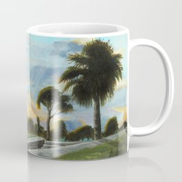 """Hope, Outside the Castillo"" St Augustine, FL Coffee Mug"