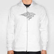 There's Plenty of Space Out in Space! -Wall-e Hoody