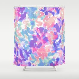 Intuition Pastel Shower Curtain