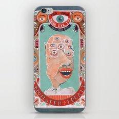 Monster Focals iPhone Skin