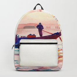 Canal Grande, Venice Backpack