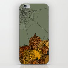 Halloween Pumpkins iPhone & iPod Skin
