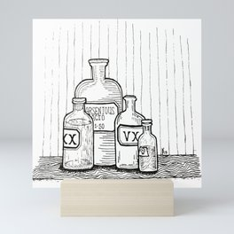 Poison Mini Art Print