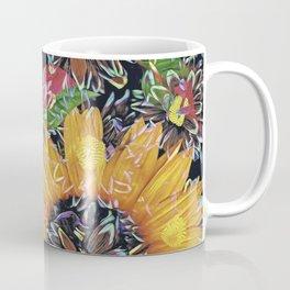Flower Collage 2 Coffee Mug