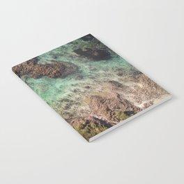 Natural Pool Notebook
