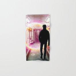 dystopian exit II Hand & Bath Towel