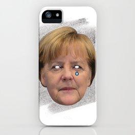 Teardrops iPhone Case