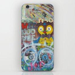 Graffiti Love iPhone Skin