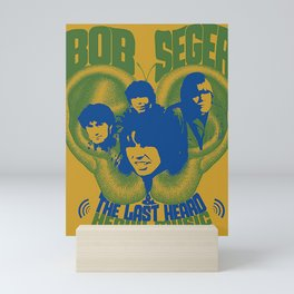 bob seger album 2020 ansel13 Mini Art Print