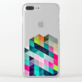 Cyrvynne xyx Clear iPhone Case