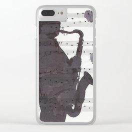 Louisiana Clear iPhone Case