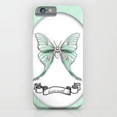 Actias luna iPhone 6s Slim Case