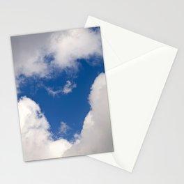 BLUE SKY over BERLIN Stationery Cards