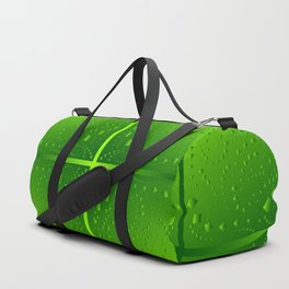 Spring mosaic of cubic lines. Duffle Bag