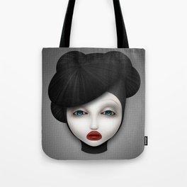 Misfit - McQueen Tote Bag
