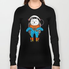 Intercatlactic! to the delicious Milky way!!! Long Sleeve T-shirt