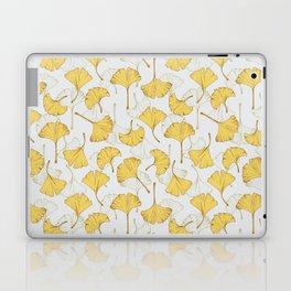 Ginkgo Pattern Laptop & iPad Skin