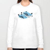 kill bill Long Sleeve T-shirts featuring Kill Bill by FilmsQuiz