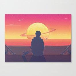Wayward Thoughts Canvas Print