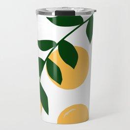 Clementine Branch Travel Mug