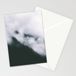 Forest Fog XIII Stationery Cards