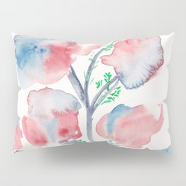 21  | Loose Watercolor Flower | 191015 Pillow Sham