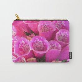 Botanical Florals Zencolor5 Carry-All Pouch
