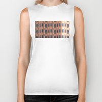 building Biker Tanks featuring Building to Building: Church by theartistmakena