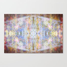 .glow. Canvas Print