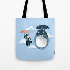 The Perfect Neighbor Tote Bag