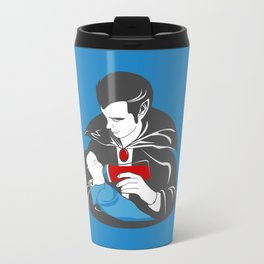 The Curious Case of a Baby Vampire Travel Mug