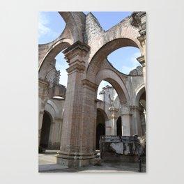 Antigua Guatemala Ruins Canvas Print