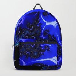 High Blue Unicorn Backpack