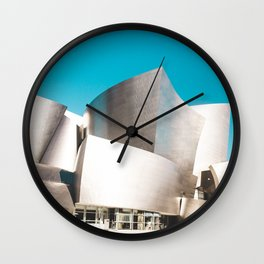 Music Hall Wall Clock