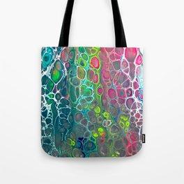 Cells - Opal Tote Bag