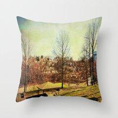 Hometown Throw Pillow