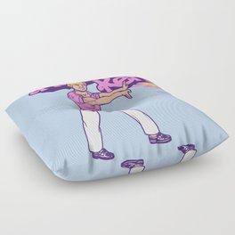 Hadou Ken Floor Pillow