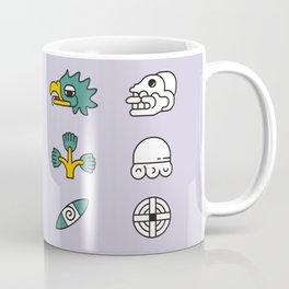 Aztec Writing Coffee Mug