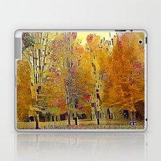 Klimt Trees Laptop & iPad Skin